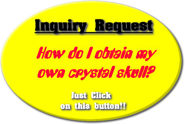 How to Buy Your Own Crystal Skull